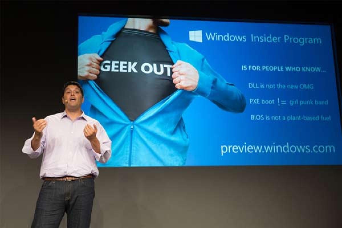 مایکروسافت حدود 1 میلیون بازخورد از سوی کابران ویندوز اینسایدر دریافت کرده است!