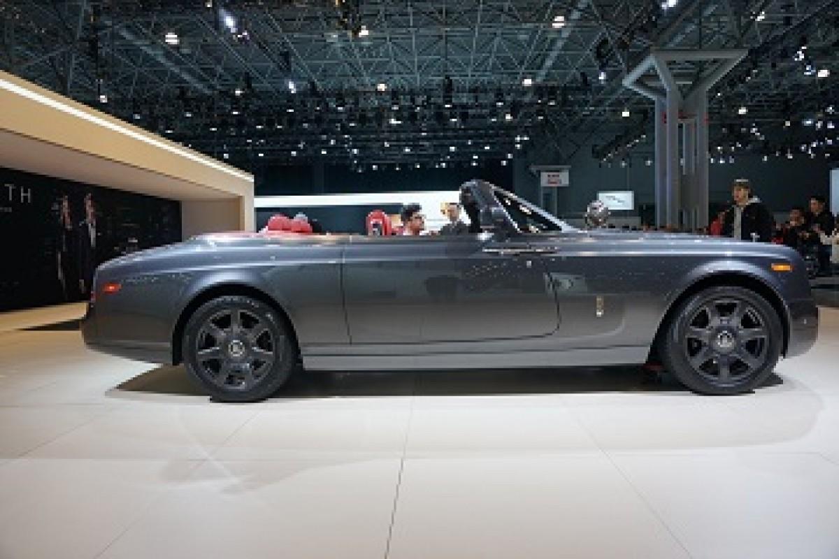 جذابترین خودروهای نمایشگاه اتومبیل نیویورک را ببینید