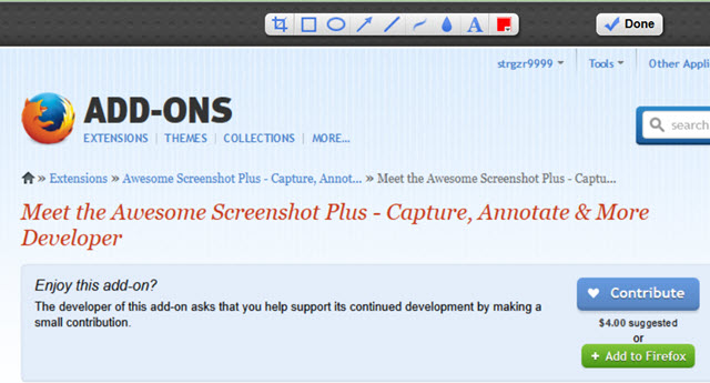AwesomeScreenShotScreenEditor