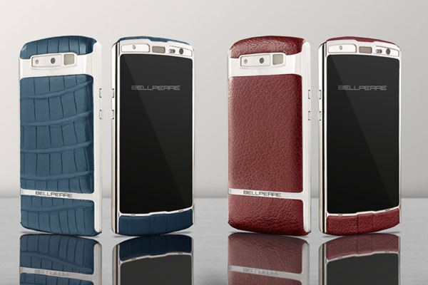 Bellperre Touch 600x400 کدام گوشیها بدنه چرمی دارند؟