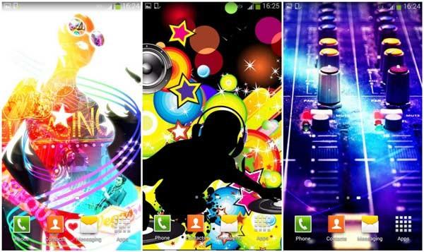 DJ-Wallpaper