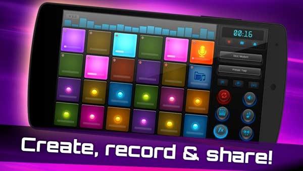 DJ-mix-pads