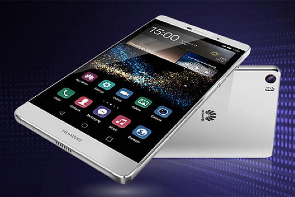 هواوی P8max با صفحه نمایش 6.8 اینچی معرفی شد!