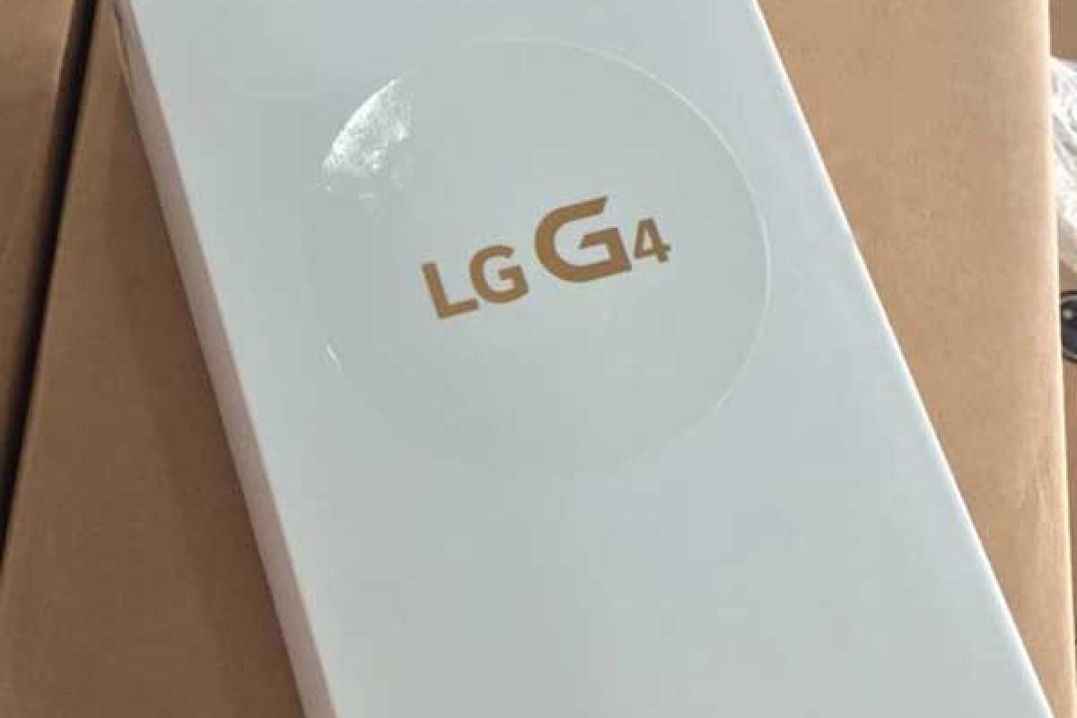 مشخصات رسمی الجی G4 همراه با جعبه آن منتشر شد!