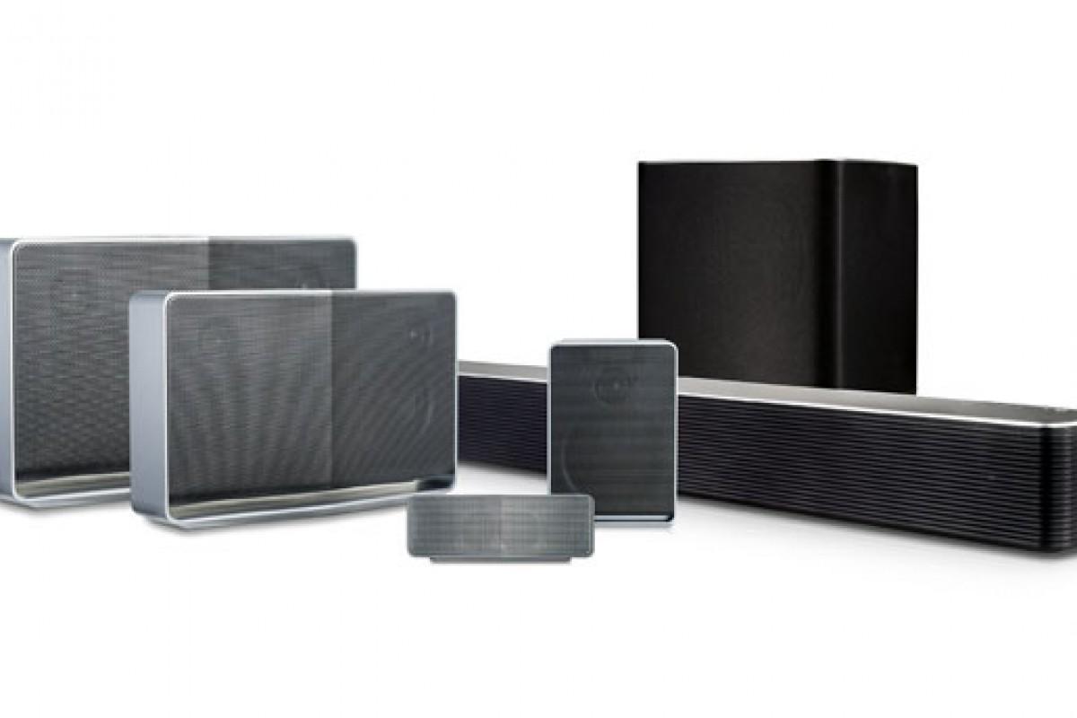 بلندگوهای الجی Music Flow با گوگل Cast قابلیتهای شنیداری بیشتری ارایه میکنند