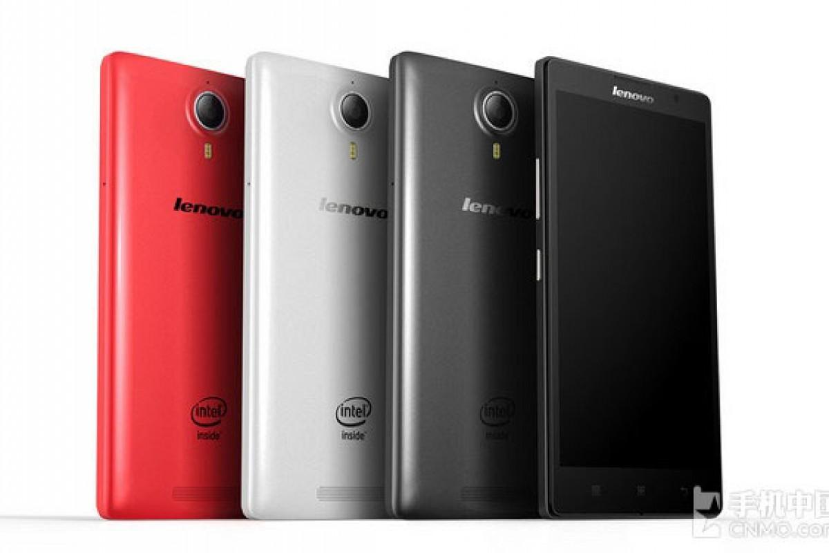 لنوو K80 با 4 گیگابایت حافظه رم و صفحه نمایش 5.5 اینچی معرفی شد!