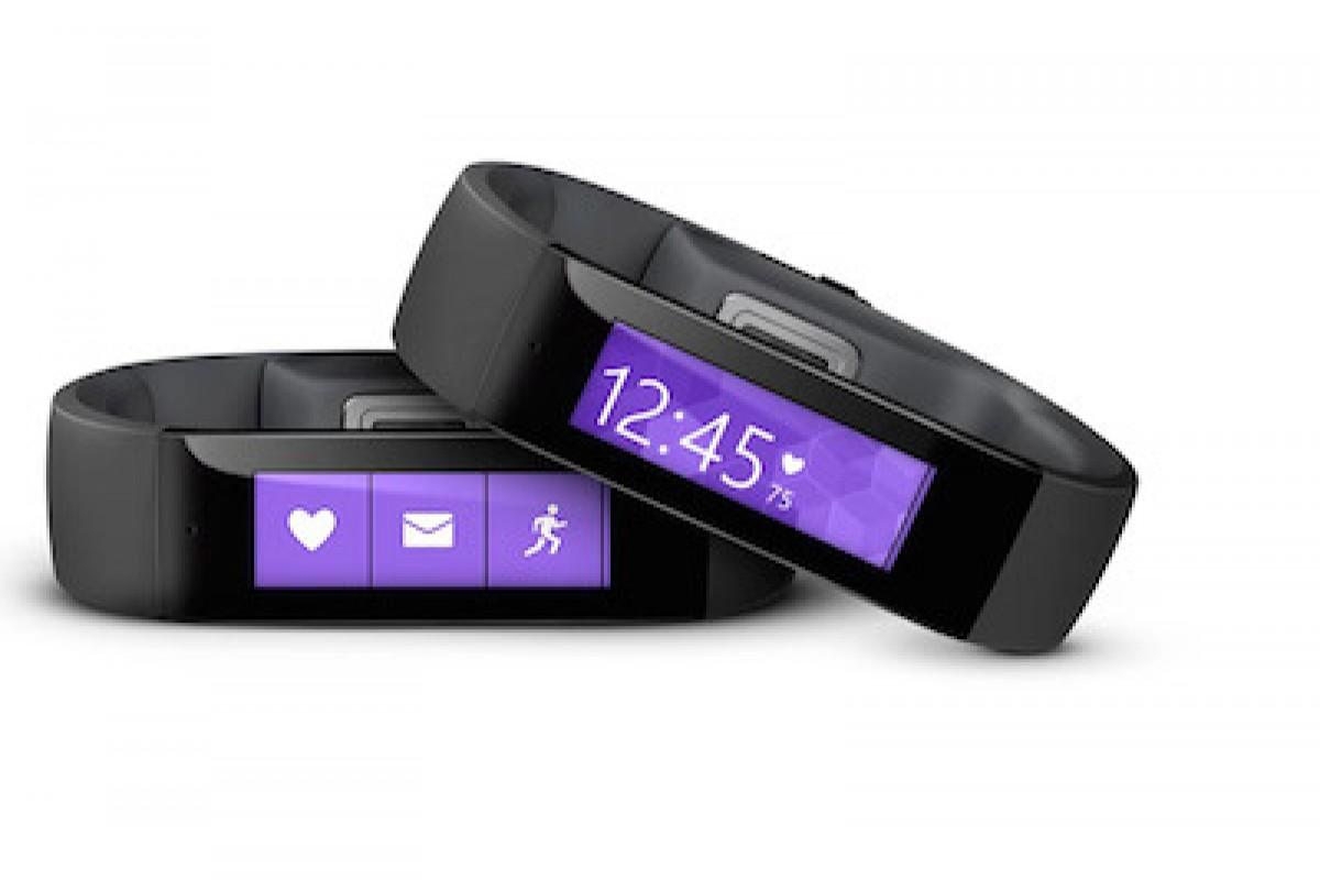 نسخه دوم دستبند هوشمند مایکروسافت در راه است!