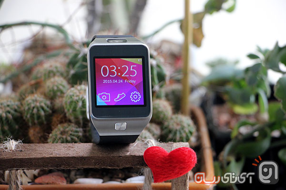 بررسی ساعت هوشمند NO.1 G2: یک کپی برابر اصل!