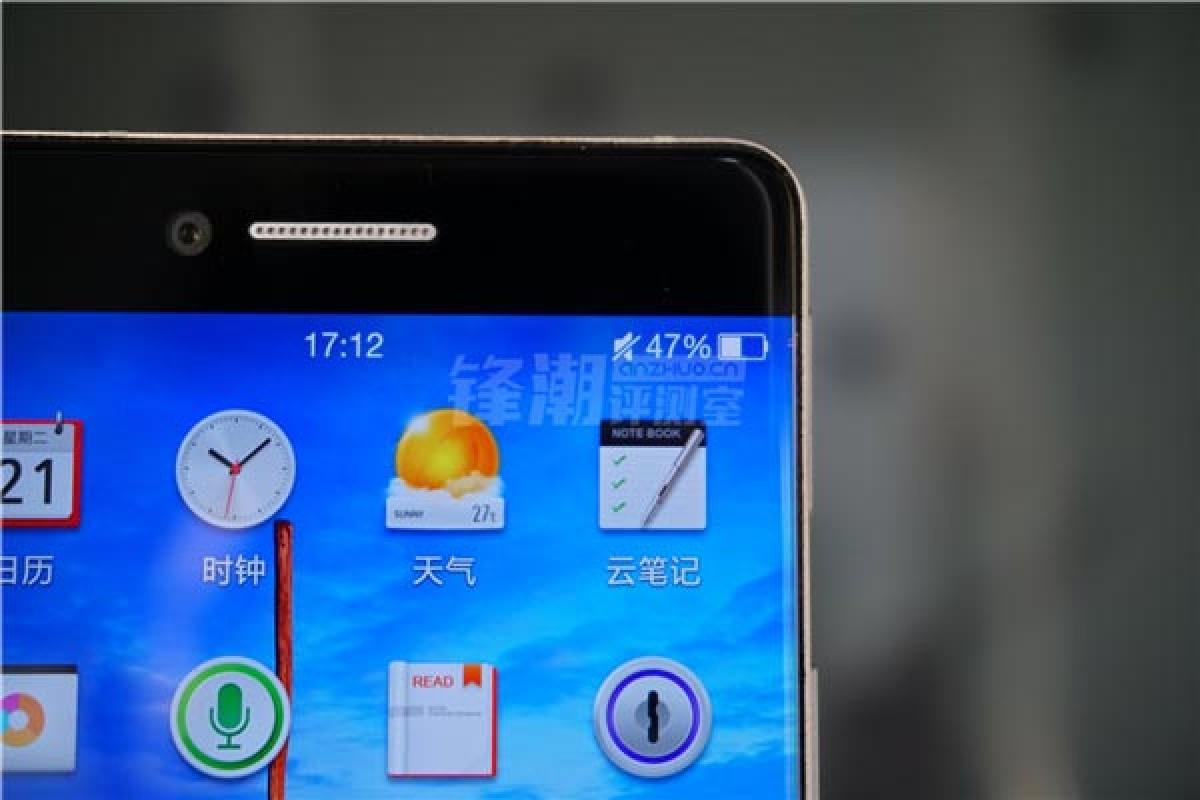 تصاویر و مشخصات اسمارت فون بدون حاشیه Oppo R7 منتشر شد!