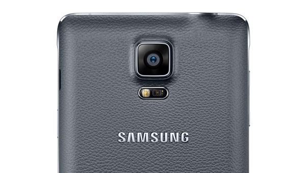 Samsung Galaxy Note 4 1 600x339 کدام گوشیها بدنه چرمی دارند؟