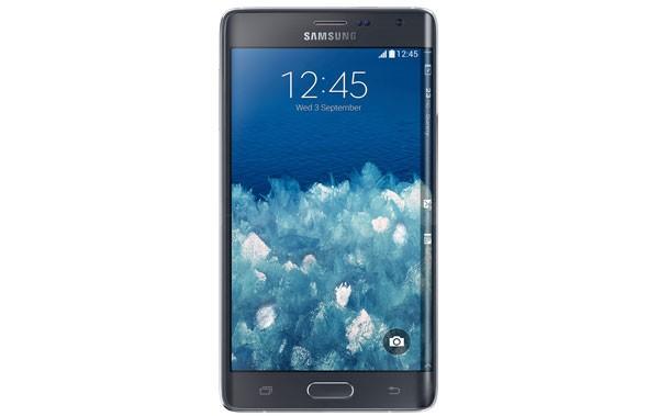 Samsung Galaxy Note Edge 0 600x379 کدام گوشیها بدنه چرمی دارند؟