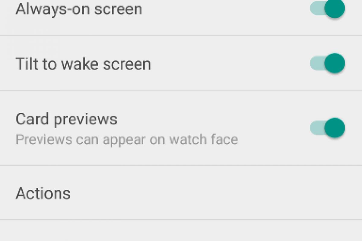 اپلیکیشن Android Wear با ویژگیها و طراحی جدید بروزرسانی شد