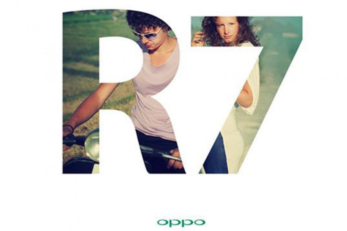 رسما تایید شد: بهزودی شاهد اسمارت فون فوق باریک Oppo R7 خواهیم بود!
