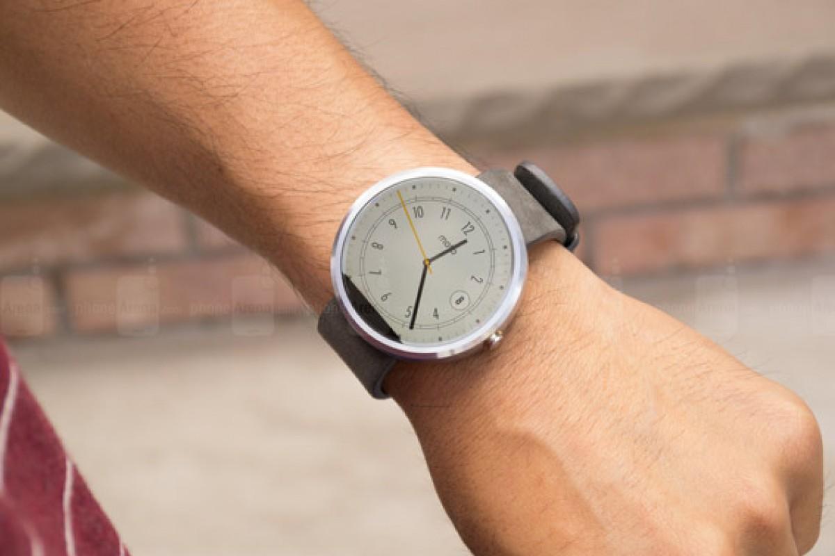 نسل بعدی ساعت هوشمند موتورولا در دو نسخه متفاوت عرضه خواهد شد