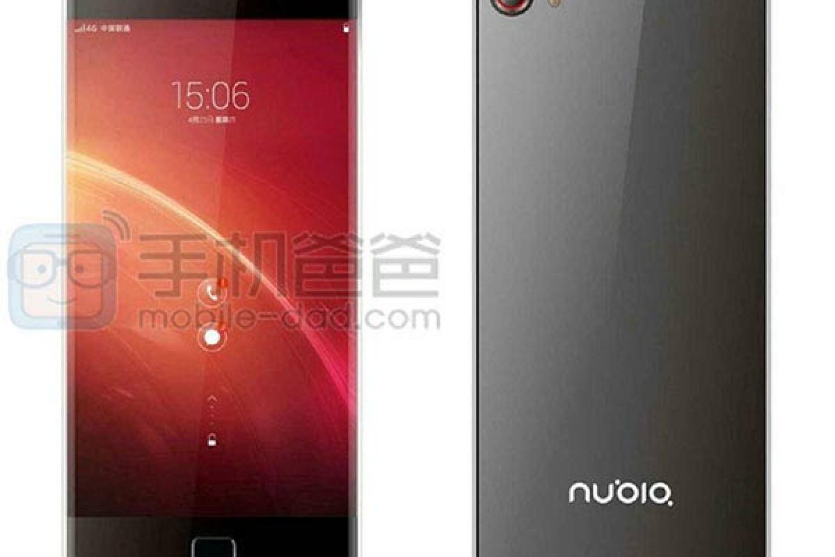 رندرهای منتشر شده از Nubia Z9 حکایت از صفحه نمایش خمیده آن دارند!