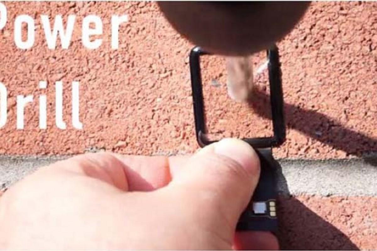 آیا محافظ صفحه نمایش اپل واچ در برابر ضربه و دریل مقاوم است؟ پاسخ را تماشا کنید!