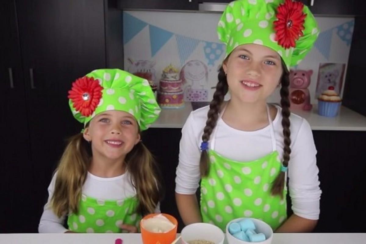 درآمد 127 هزار دلاری یک دختر 8 ساله آشپز از یوتیوب