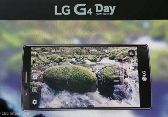 اولین تصاویر گرفته شده توسط دوربین الجی جی۴ را ببینید!