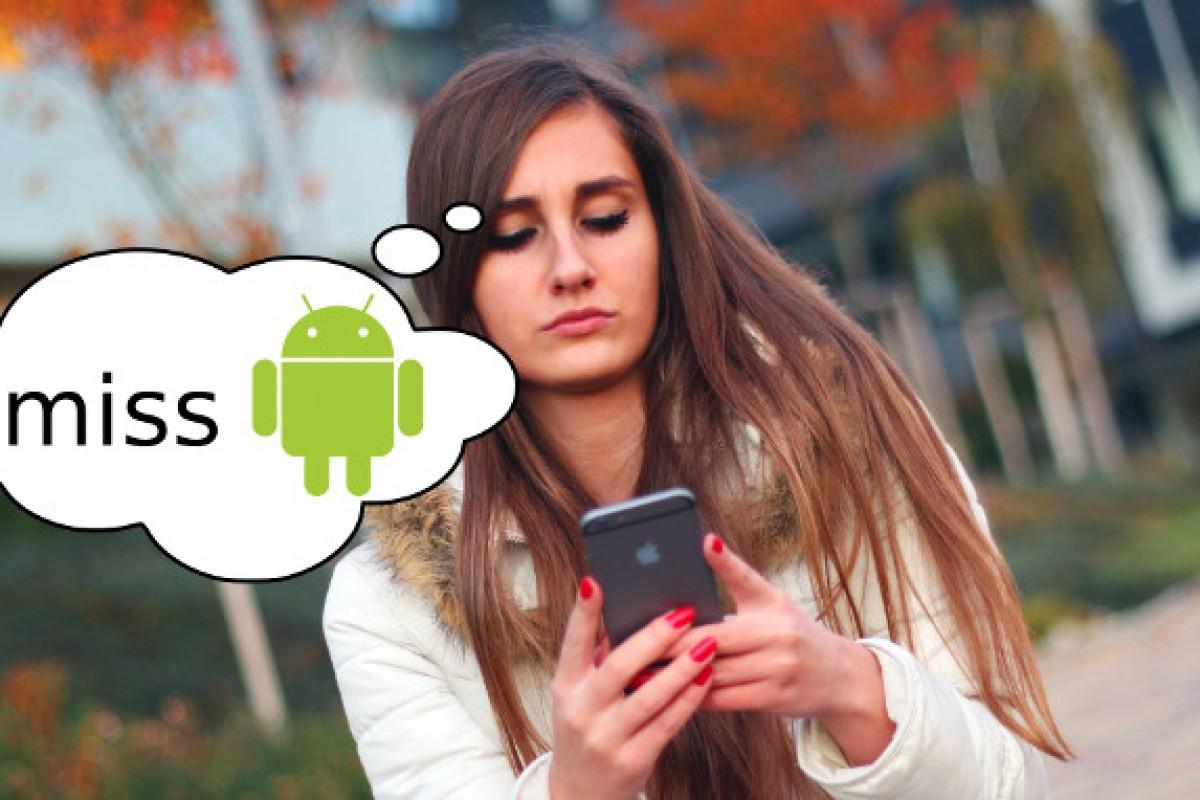 ۷ قابلیت iOS که کاربران اندروید را آزار میدهد!