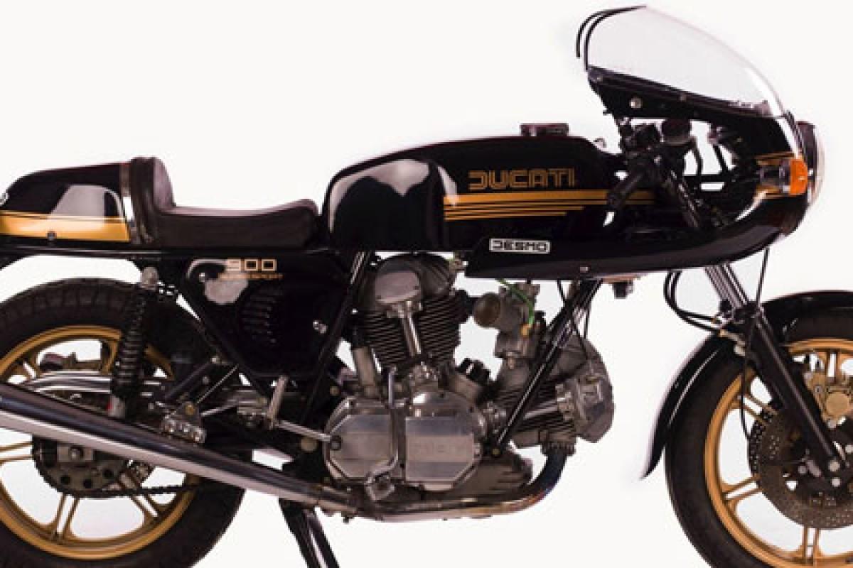 کلاسیک اما مدرن، با موتور سیکلتی جدید از دیار ایتالیا آشنا شوید!