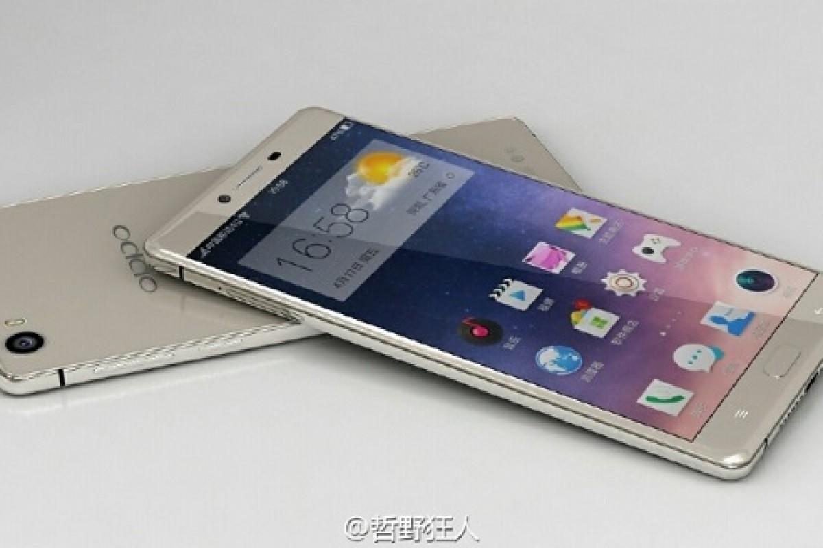 Oppo R7 با حسگر اثر انگشت معرفی خواهد شد!