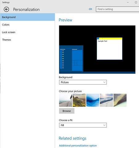 personalization-background