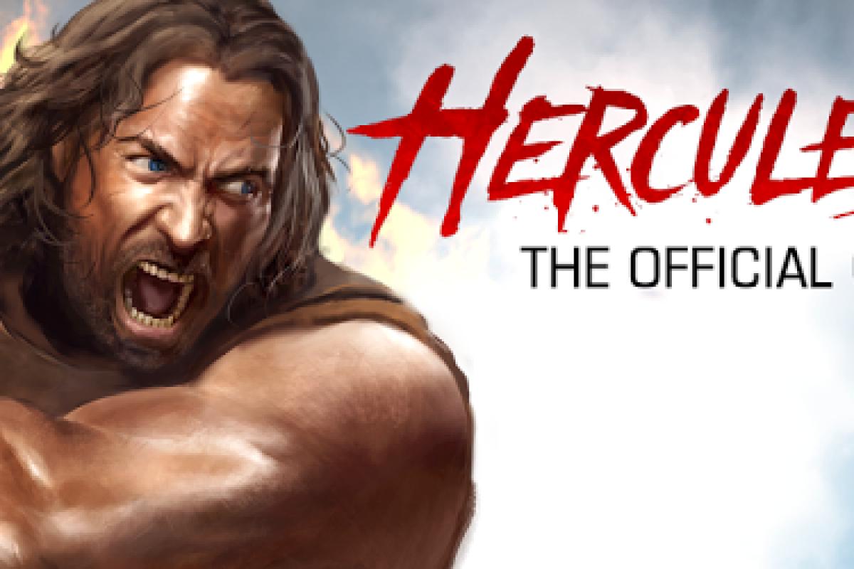 اپرسان: با نصب این بازی هرکول به گوشی اندرویدی شما میآید!