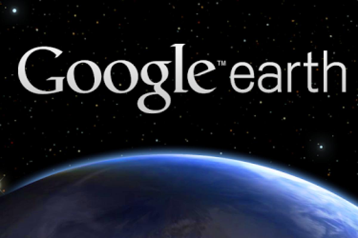 اپرسان: با Google Earth زمین را در کف دستانتان احساس کنید!