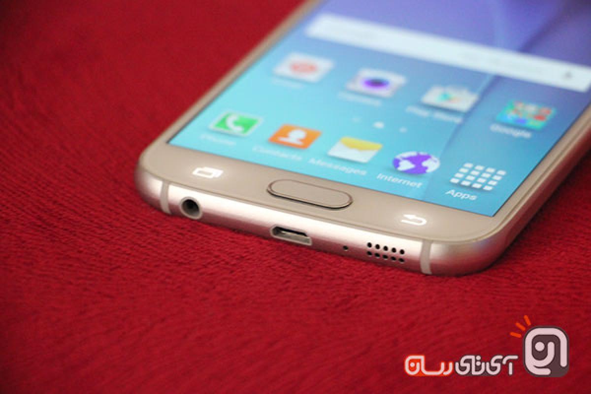 گلکسی S6 دارای یک ویژگی جدید برای باز کردن قفل صفحه نمایش است!