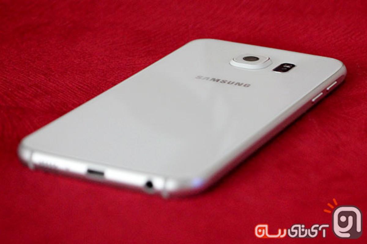 آیا سامسونگ در گلکسی S6 از دو سنسور دوربین متفاوت استفاده کرده است؟