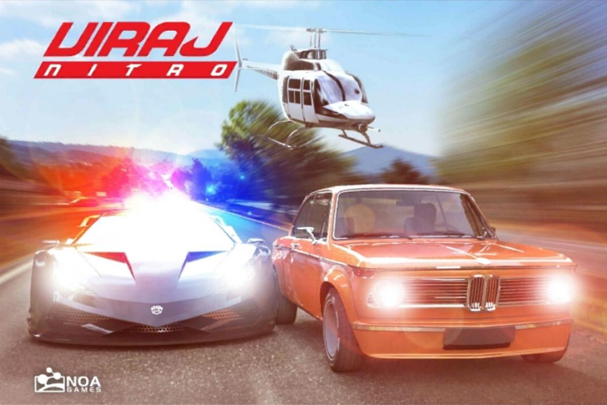 اپرسان: نقد و بررسی کامل بازی اتومبیلرانی ایرانی ویراژ نیترو