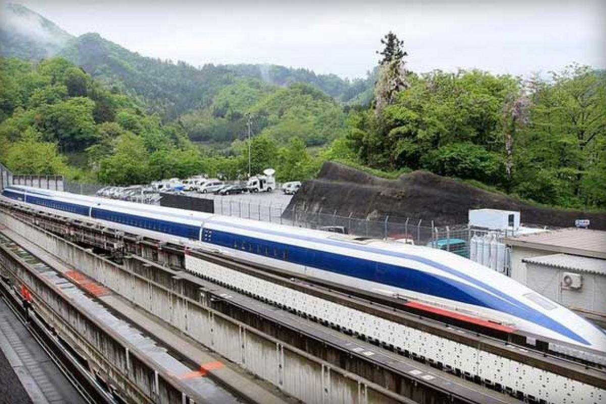 قطاری ژاپنی با سرعت ۶۰۳ کیلومتر بر ساعت رکورد جدیدی را به ثبت رساند!
