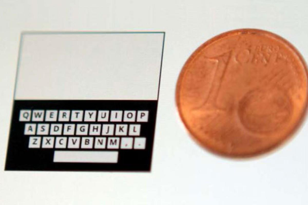 آیا تایپ کردن در ساعتهای هوشمند آسانتر خواهد شد؟