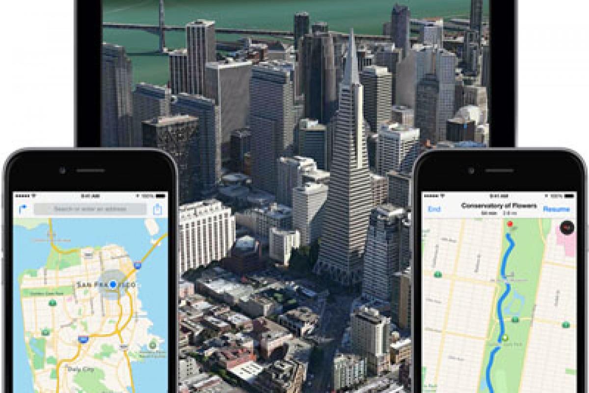 اپل یک کمپانی کوچک در زمینه موقعیت یابی را خریداری کرد