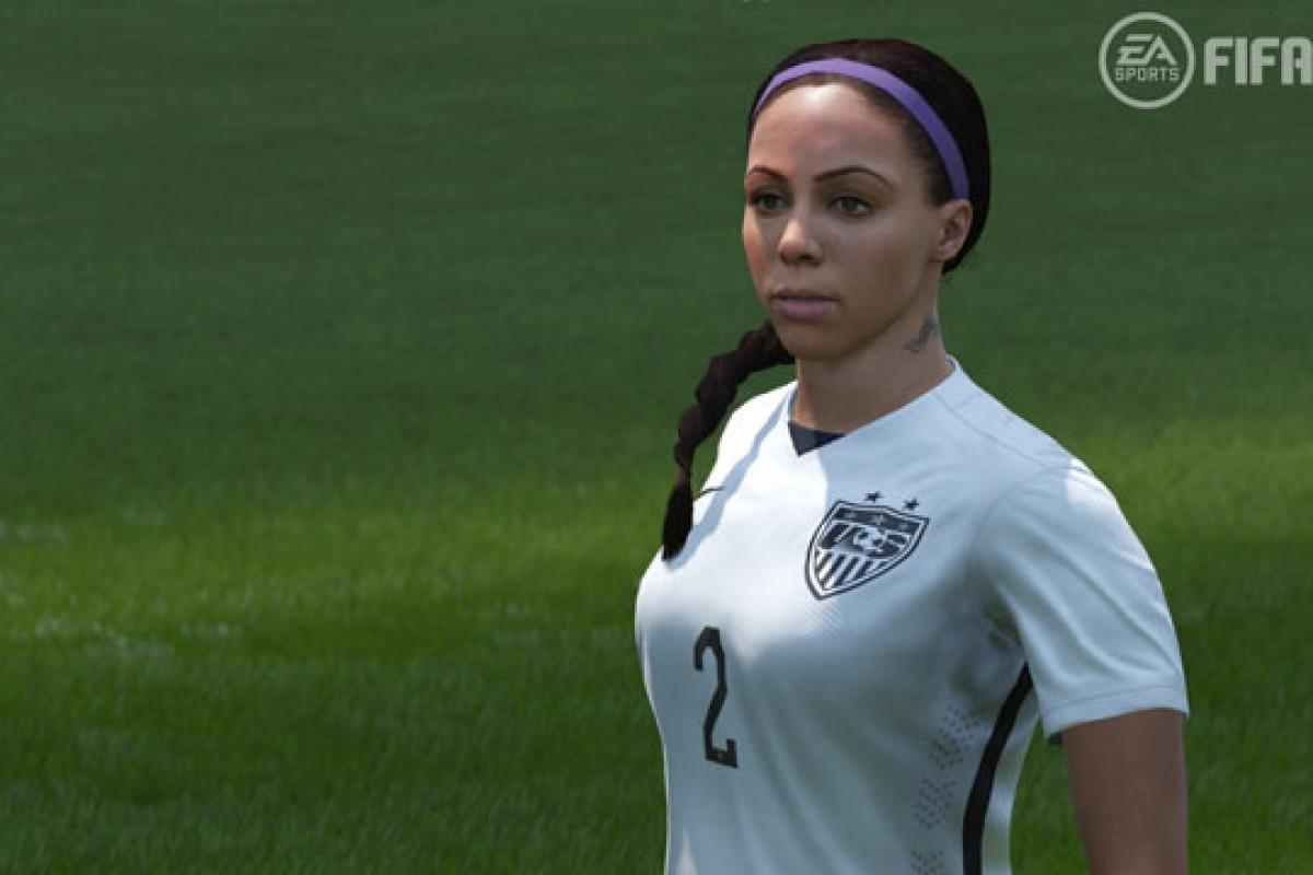 برای نخستینبار: حضور فوتبال زنان در بازی فیفا ۱۶!