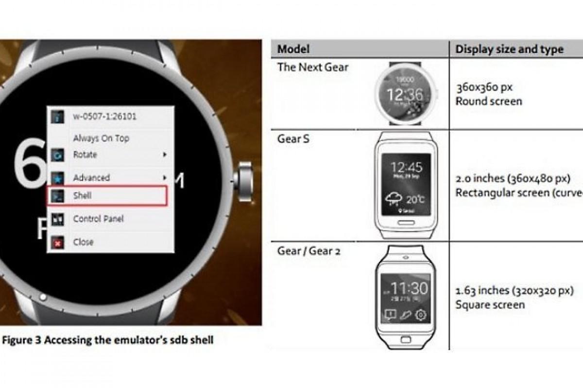 نسل بعدی سامسونگ Gear یک ساعت هوشمند گرد خواهد بود