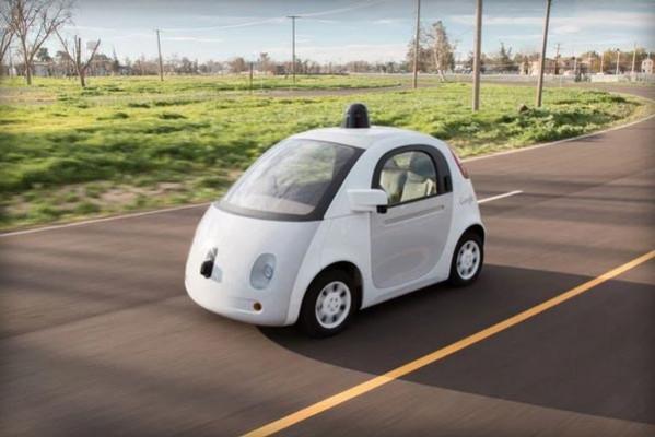 Google's-self-driving-car