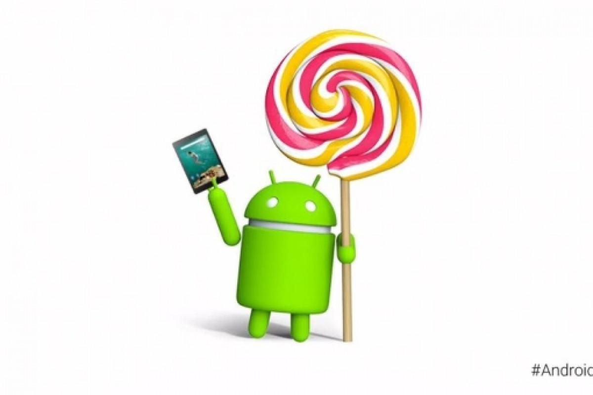 گوگل سرانجام نکسوس ۹ را به اندروید ۵.۱ بهروزرسانی میکند