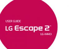 تلفنهوشمند معرفی نشده الجی Escape 2 در وبسایت AT&T نمایان شد