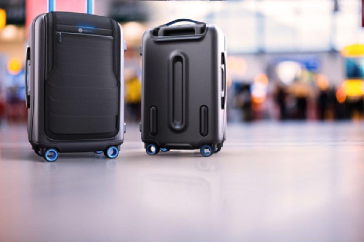 سامسونگ و سامسونت با همکاری یکدیگر ساک مسافرتی هوشمند تولید میکنند!