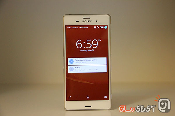 Sony Z3 Lollipop 2