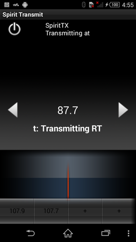 SpiritTransmit-for-Android