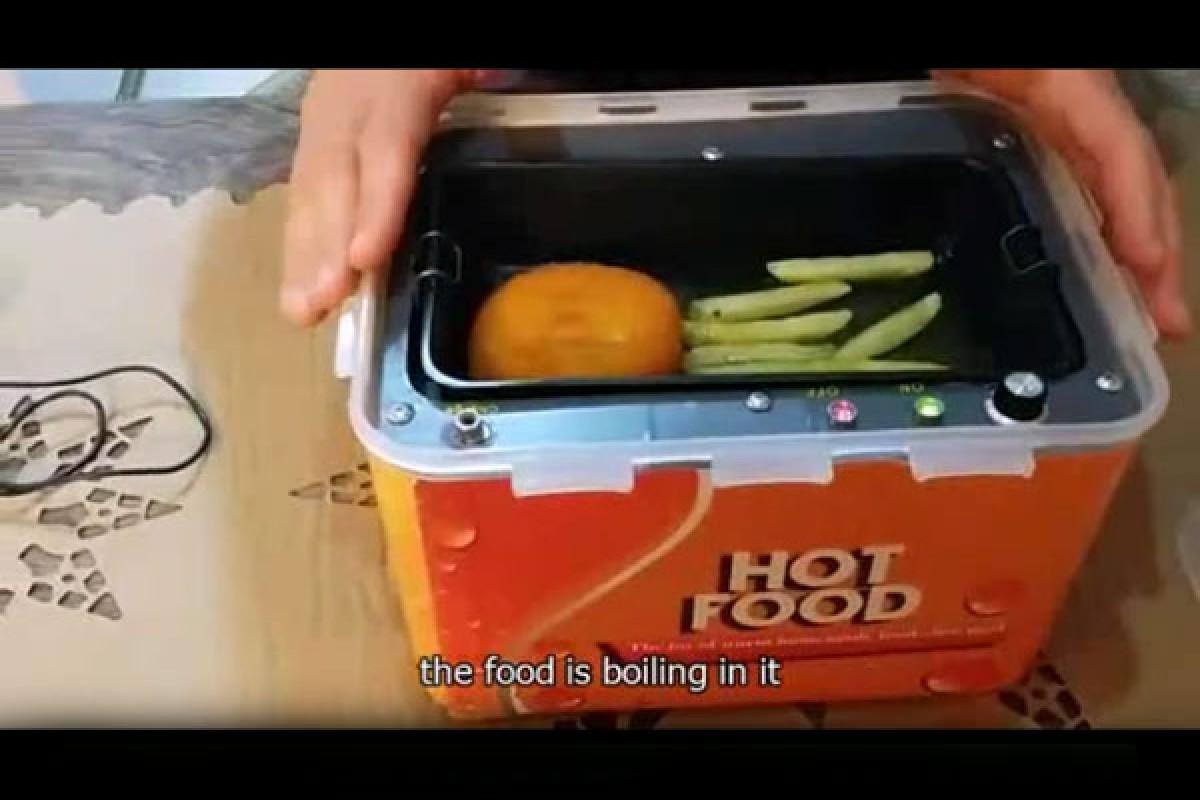 یک اختراع ایرانی در سایت مشهور کیک استارتر ثبت شد!