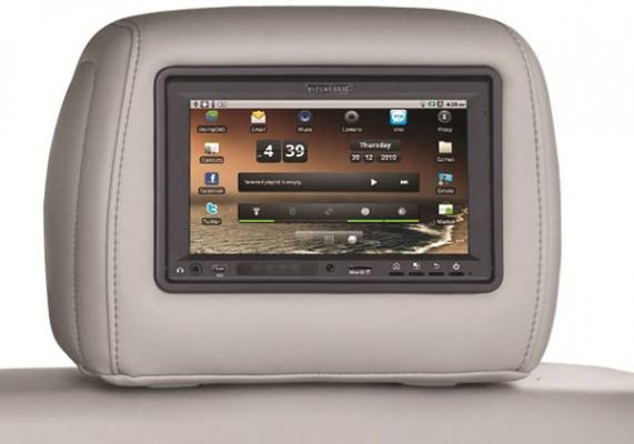 VizualLogics-Android-Powered-Headrest-System