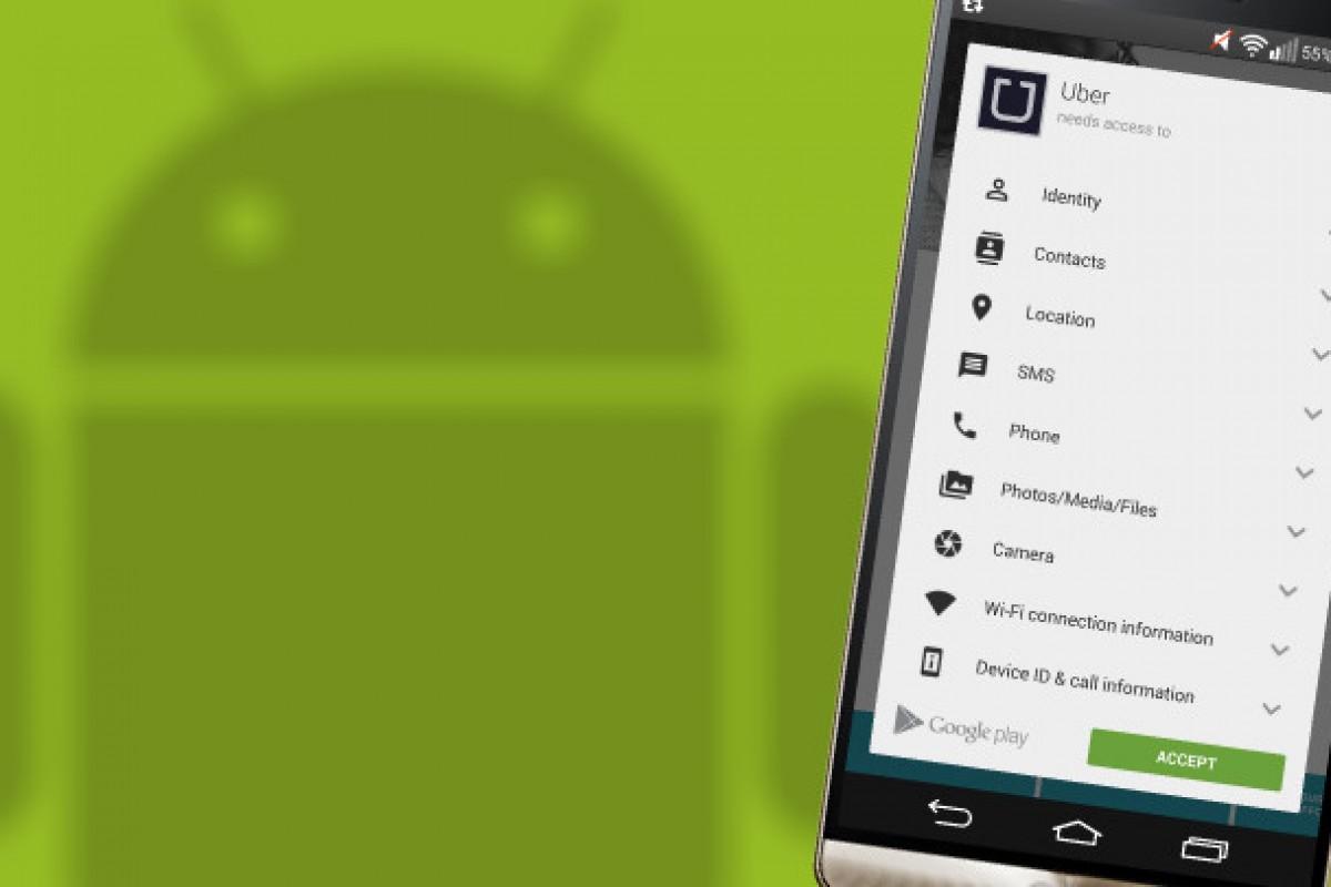 اندروید M اجازه کنترل بیشتری برای سطوح دسترسی به کاربران میدهد
