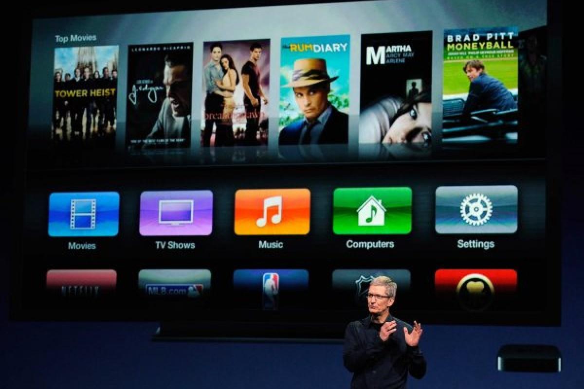 اپل از رقابت با سامسونگ در حوزه تلویزیون میترسد!