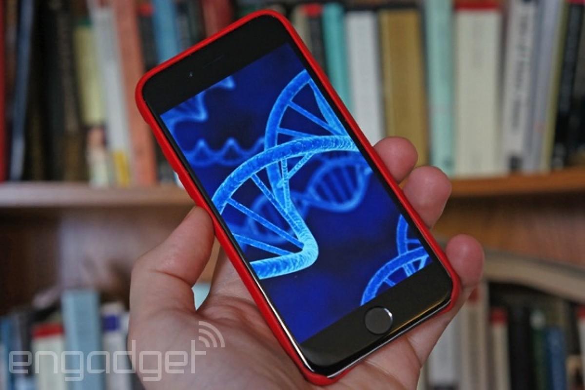 اپل قصد دارد به بررسی DNA افراد کمک کند