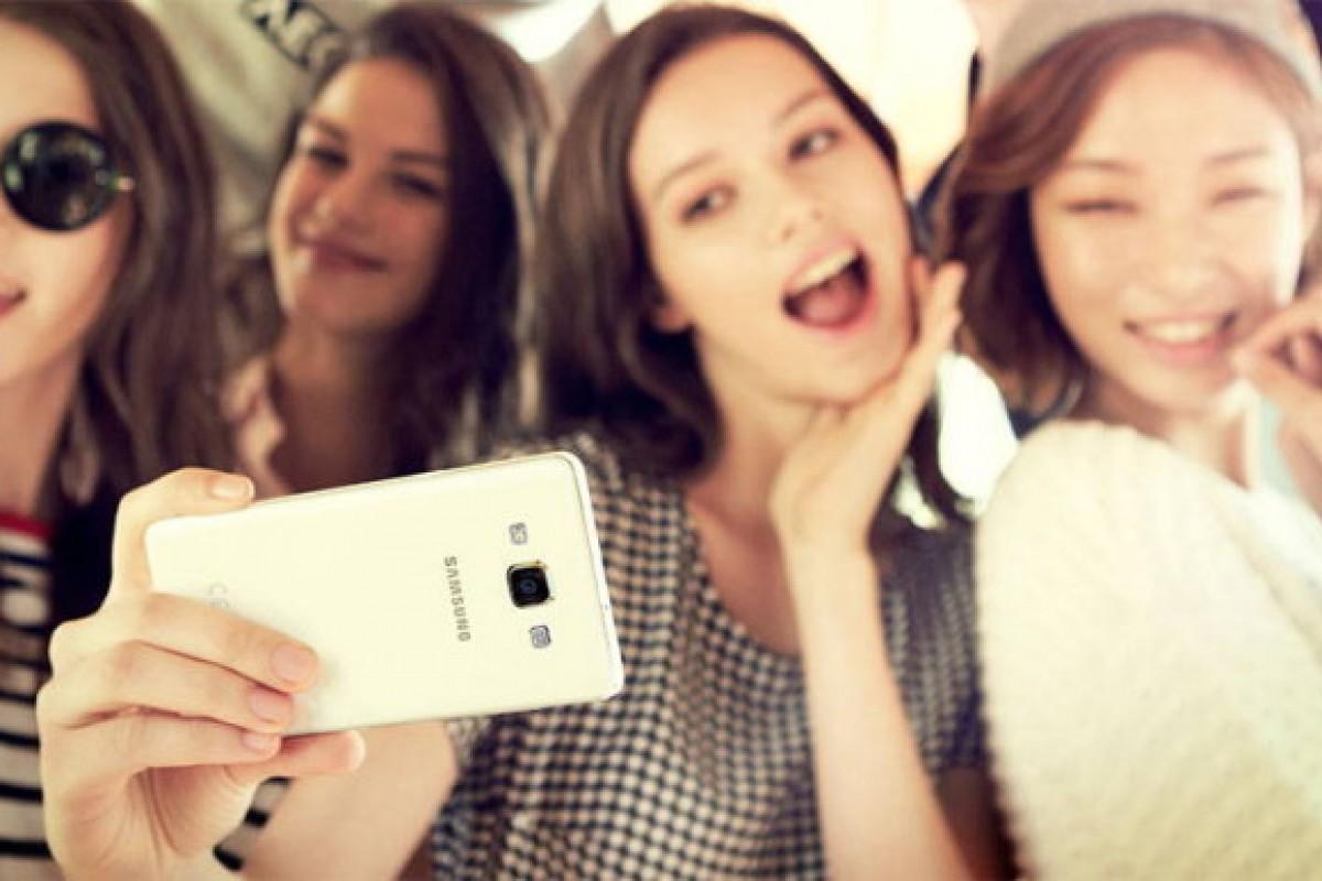 اطلاعات جدیدی از تلفن هوشمند گلکسی A8 سامسونگ مشخص شد