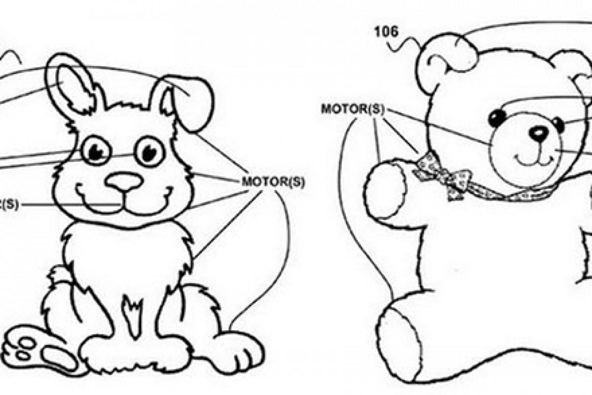 گوگل پتنت اسباببازیهای هوشمندی را که با کودکان تعامل میکنند، ثبت کرد