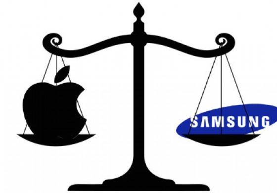 جریمه پرداختی سامسونگ به اپل به ۳۸۲ میلیون دلار کاهش یافت